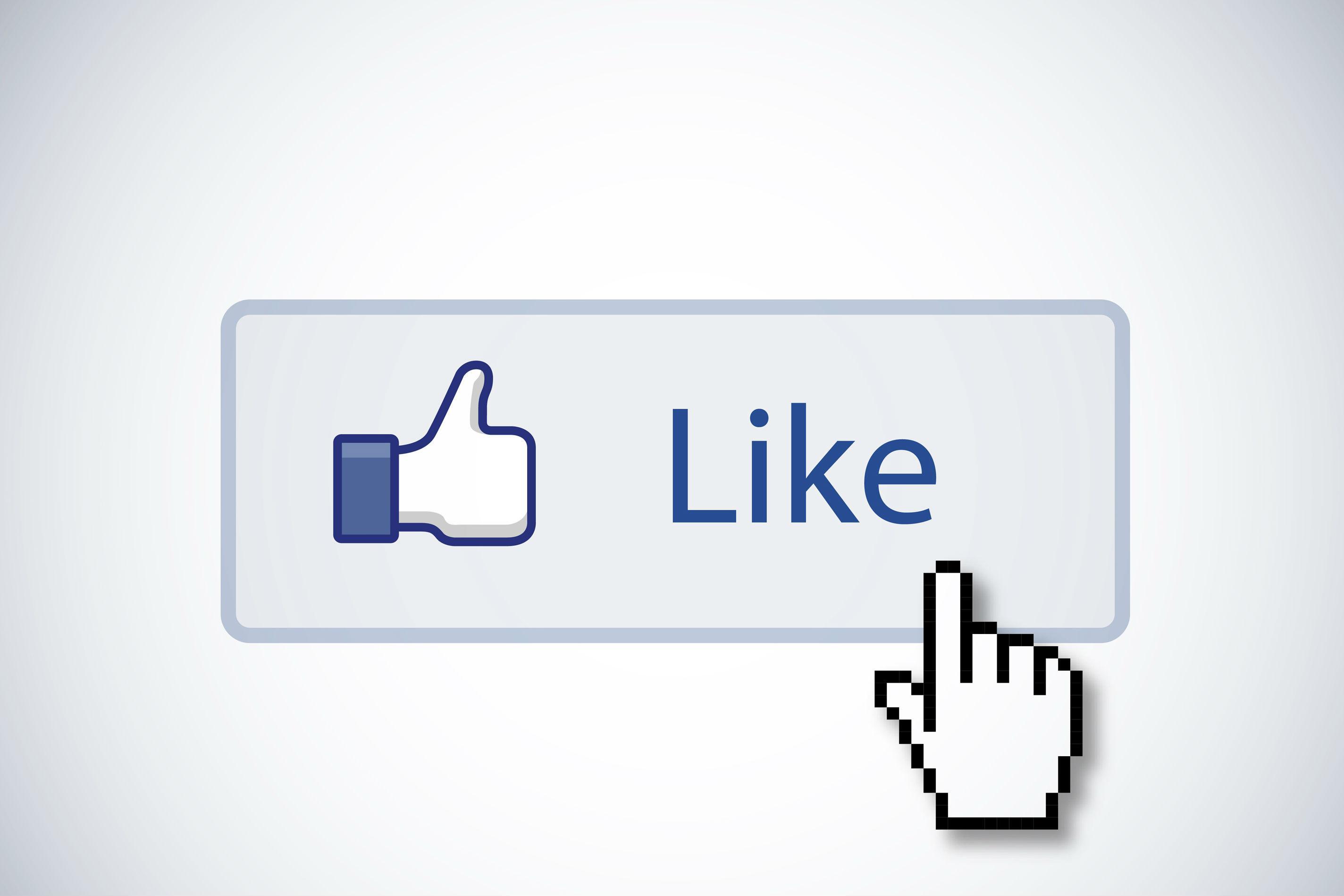 วิธีแก้ มีปัญหากด Like บน Facebook ไม่ได้
